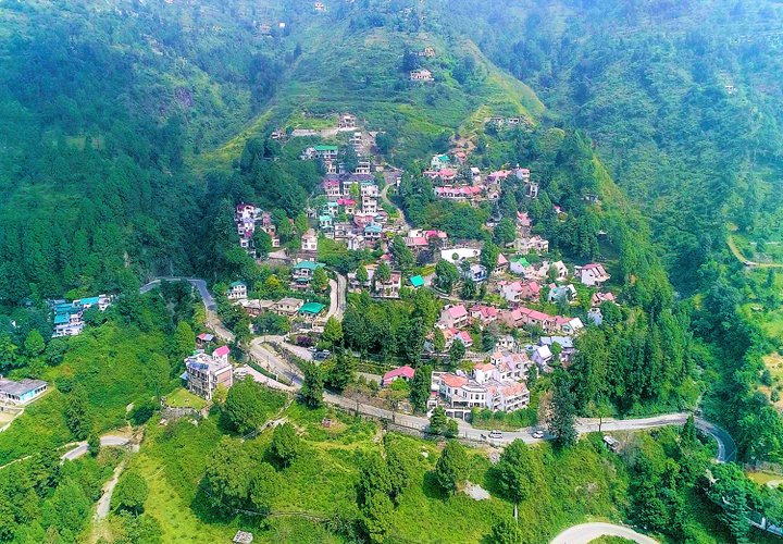 buy Holiday homes in nainital