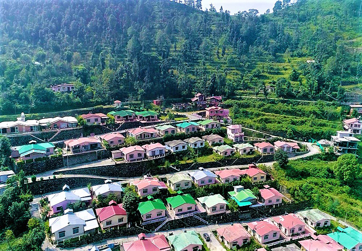 Second homes in nainital