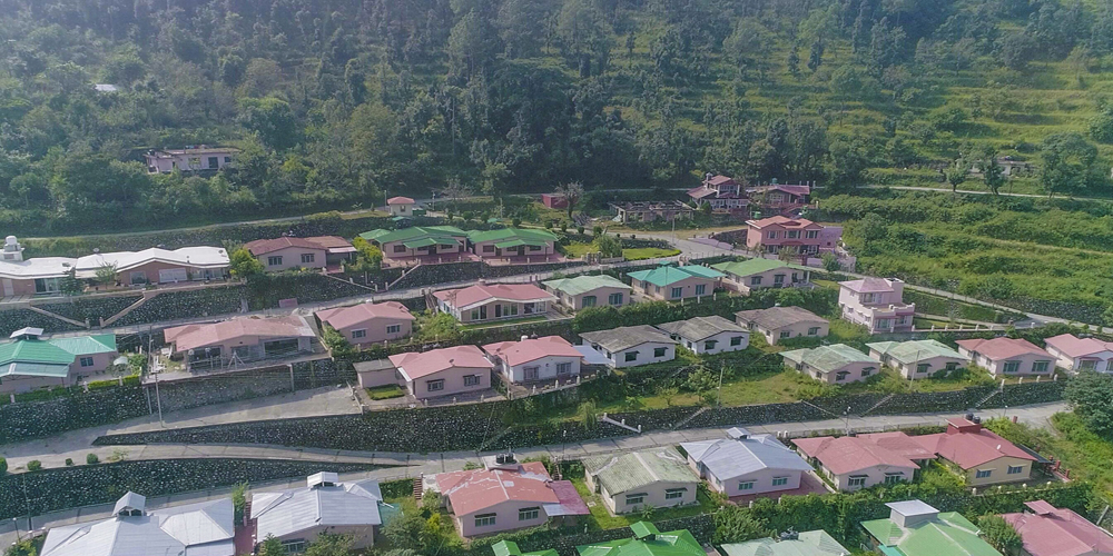 cottages in nainital