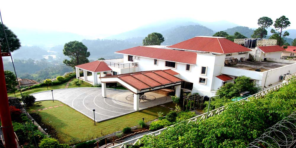 apartments in nainital